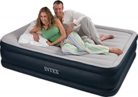 Надувная кровать Intex 67738 Deluxe Pillow Rest Raised